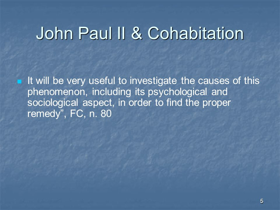 26 Harmful Effects of Cohabitation As cohabiting unions have become more common, they have also become less stable.