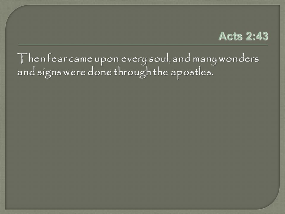 Acts 8:35-38 Then Philip opened his mouth, and beginning at this Scripture, preached Jesus to him.