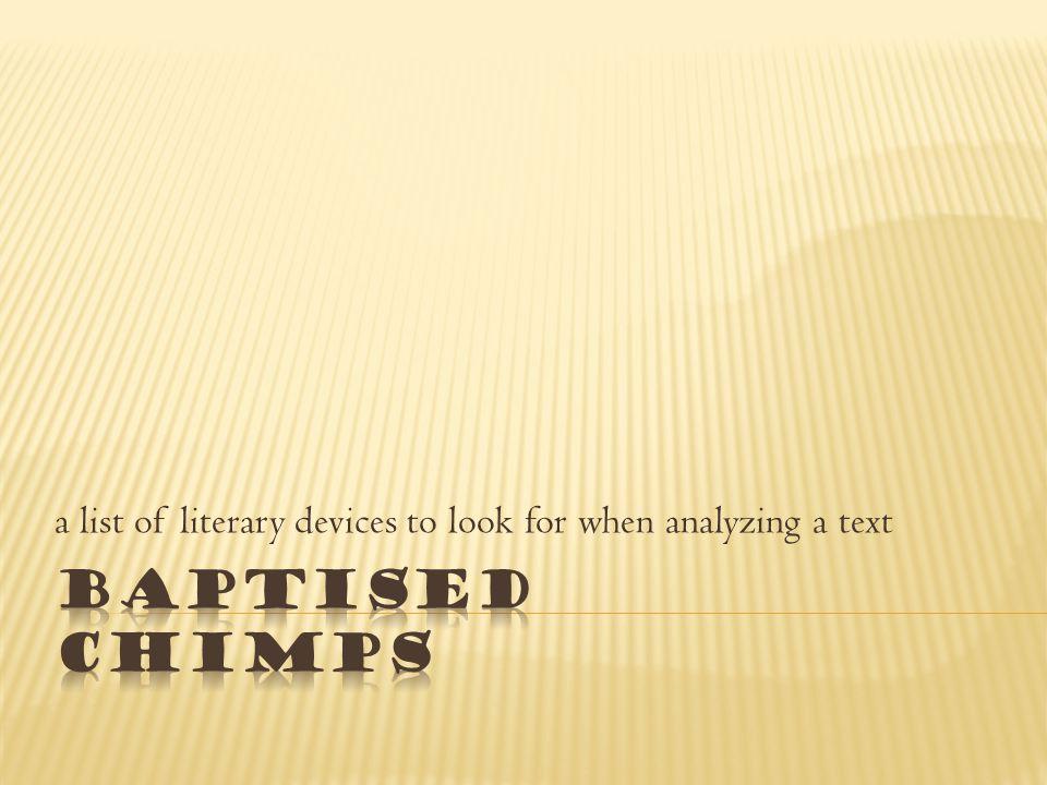  All authors carefully choose their words.