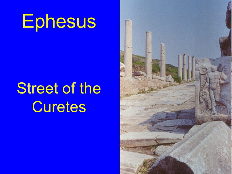 Ephesus Street of the Curetes