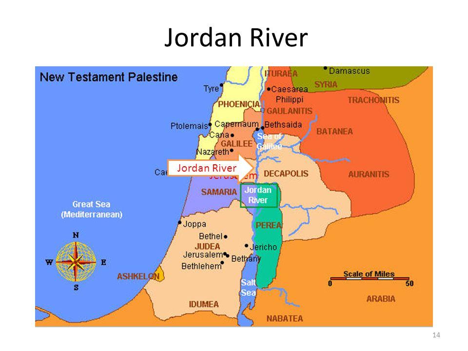 Jordan River Jerusalem Jordan River 14