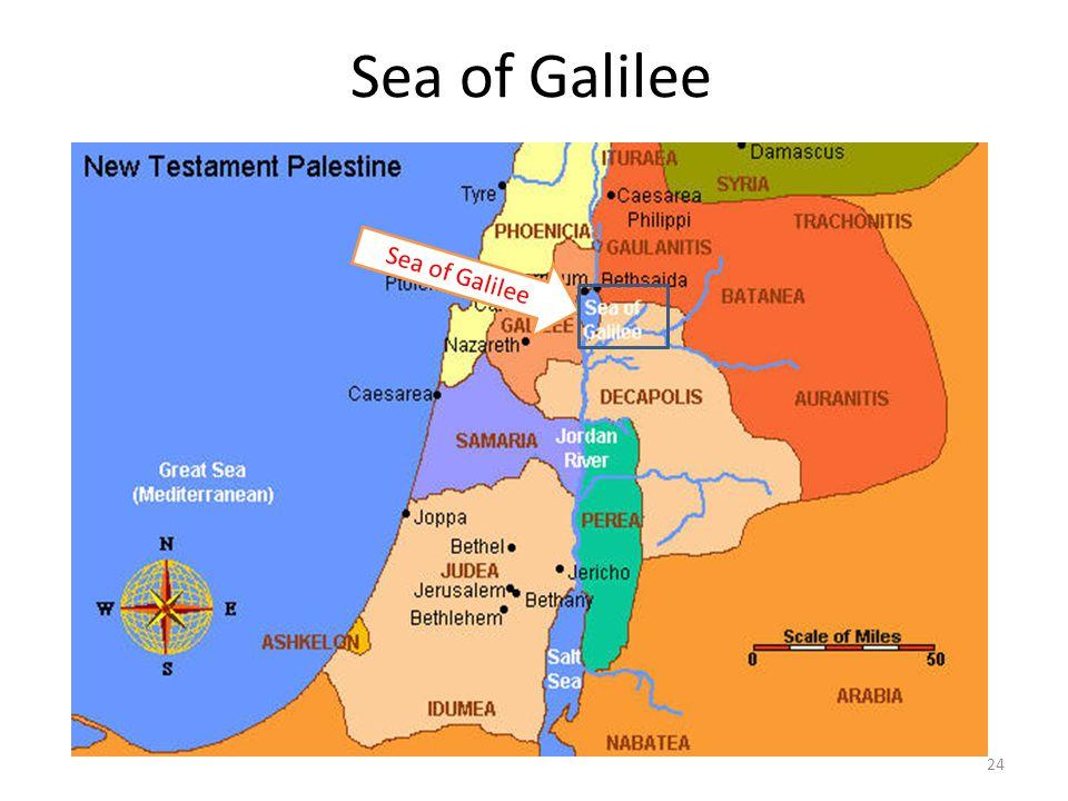 Sea of Galilee 24