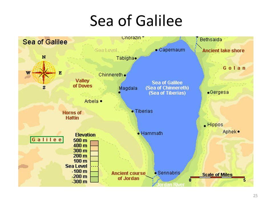 Sea of Galilee 25