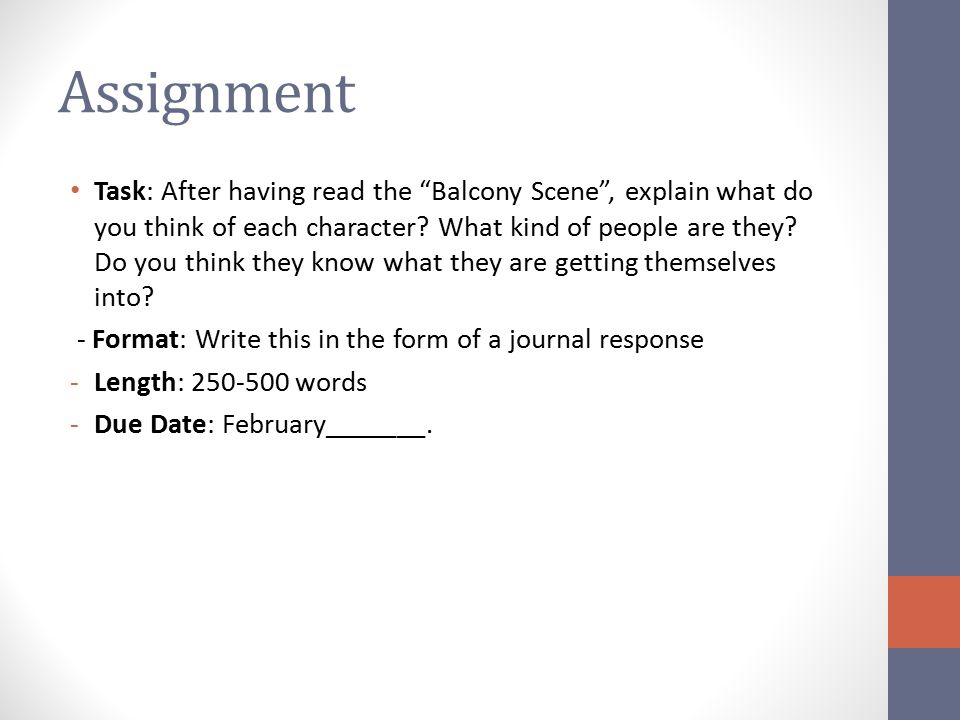 Academic Assignments – Broad Marking Rubric 17-20  The assignment is at the upper end of the word limit.