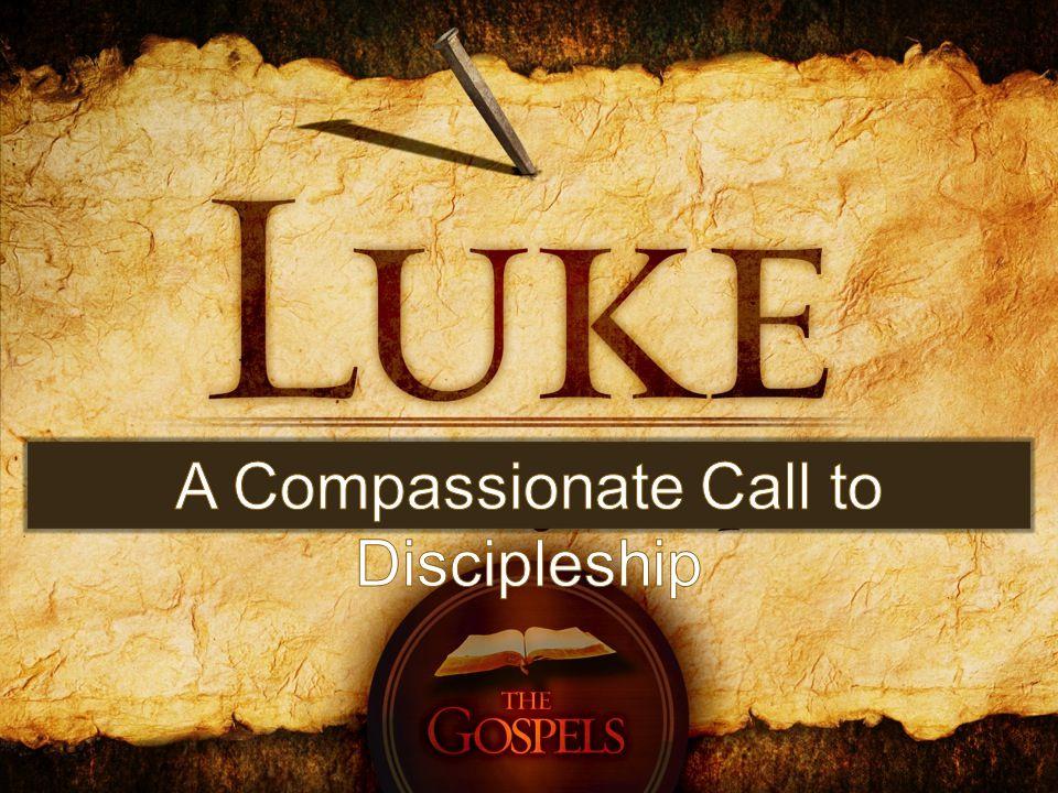 Outline of Luke 1.Luke introduces Jesus (1:1-2:52) 2.Preparation for Ministry (3:1-4:13) 3.The Galilean Ministry (4:14-9:50) 4.The Journey to Jerusalem (9:51-19:44) 5.Jerusalem: Death and Resurrection (19:45-24:53)