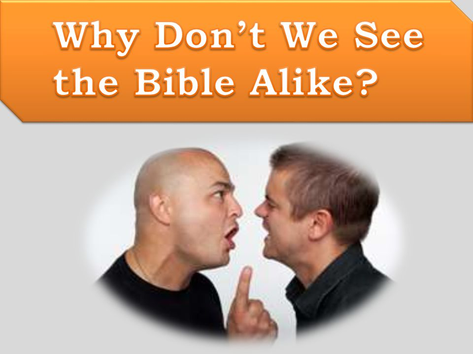Why People Are False Teachers They they may not be obedient to God's will.
