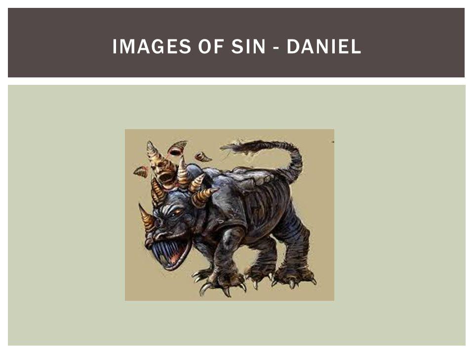 IMAGES OF SIN - DANIEL