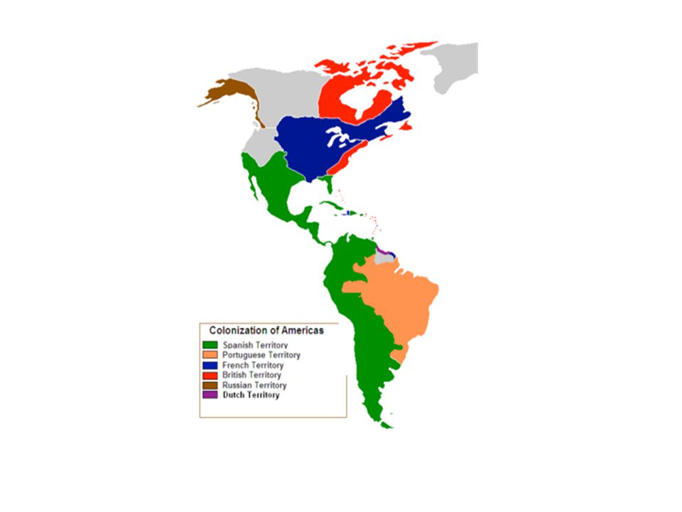 Spain sought to establish tight control over the process of colonization and to convert and/or exploit the native populations Intermarriage and cross-race relationships were more accepted than in the English colonies – Social hierarchy still existed (but was based on racial gradations)- Casta system The Spanish colonizing efforts saw some accommodation with American Indian culture