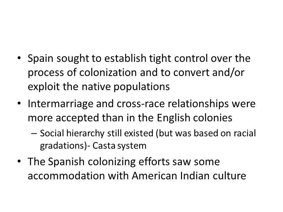 Anglicization in the British Colonies Factors – Growth of autonomous political communities based on English models – Development of commercial ties – Emergence of a trans-Atlantic print culture – Protestant evangelism – Religious toleration – Spread of European Enlightenment ideas