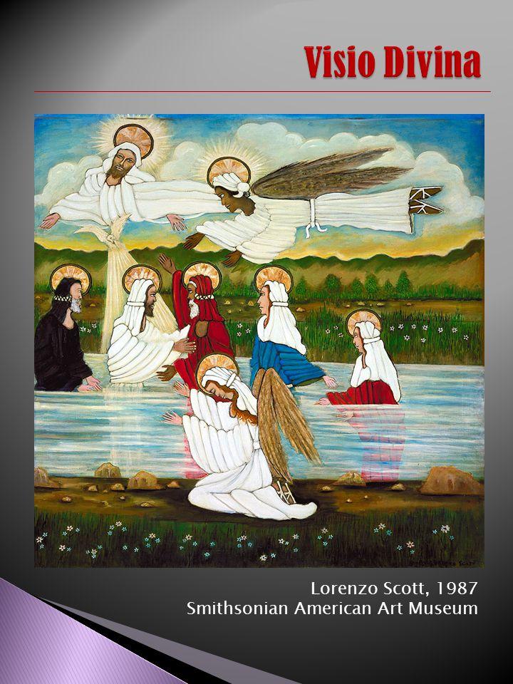Lorenzo Scott, 1987 Smithsonian American Art Museum