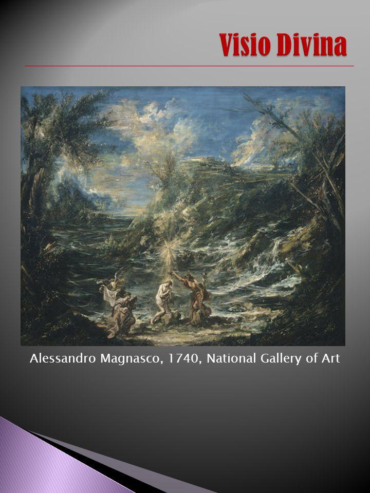 Alessandro Magnasco, 1740, National Gallery of Art