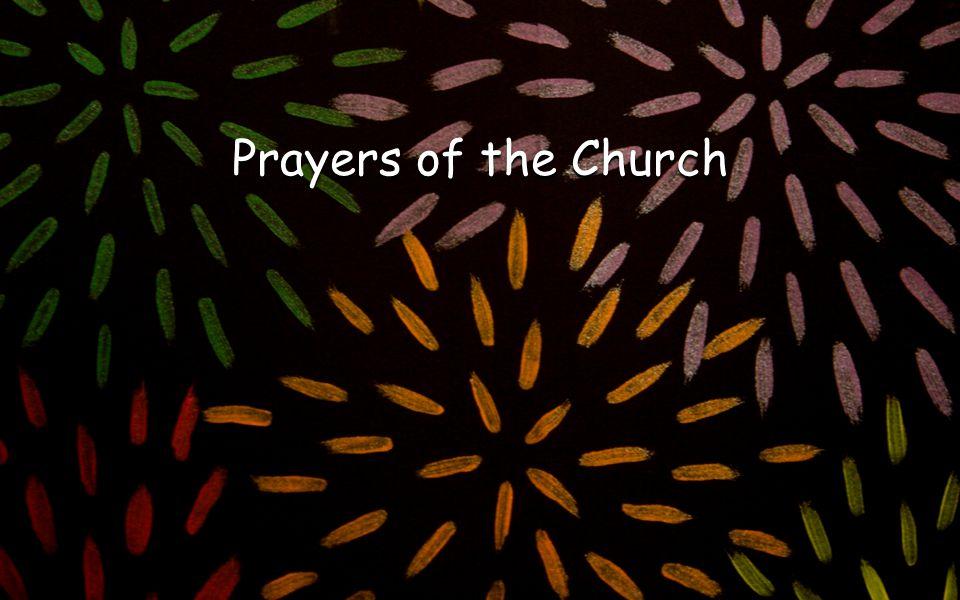 Prayers of the Church