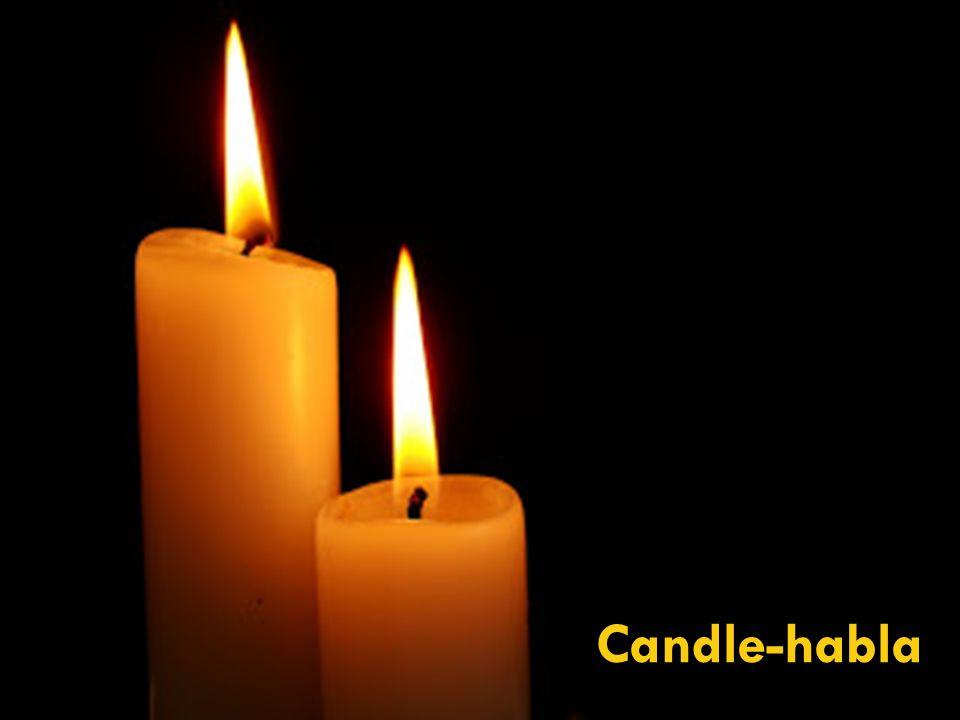 Candle-habla