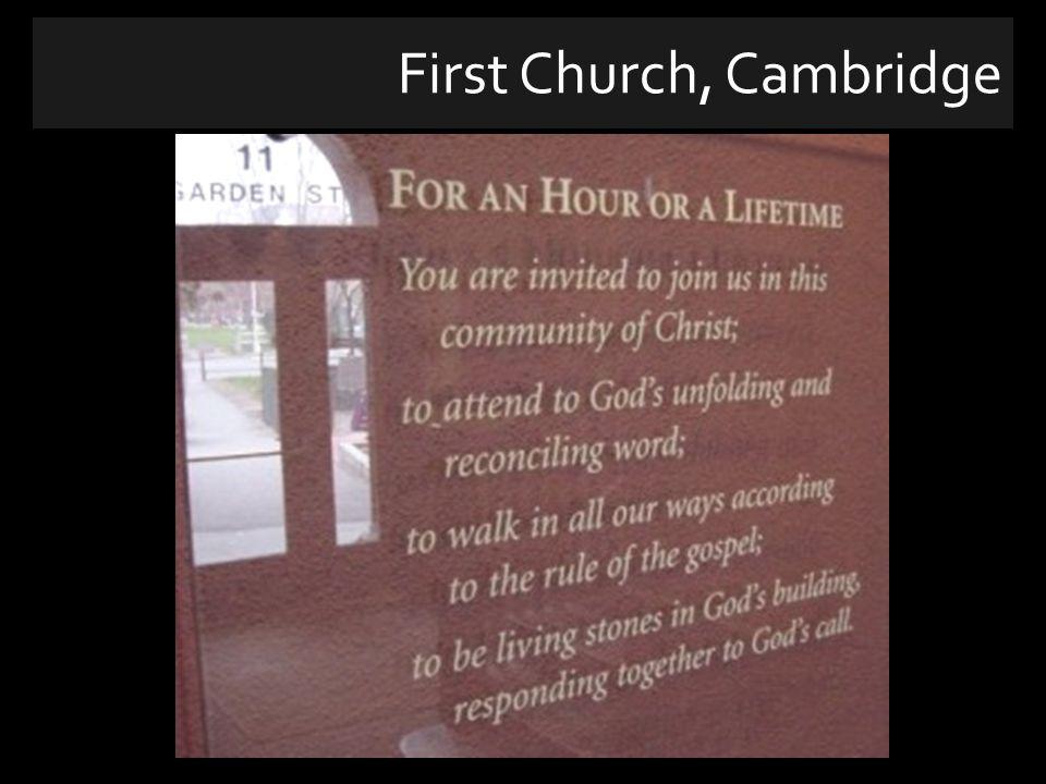First Church, Cambridge
