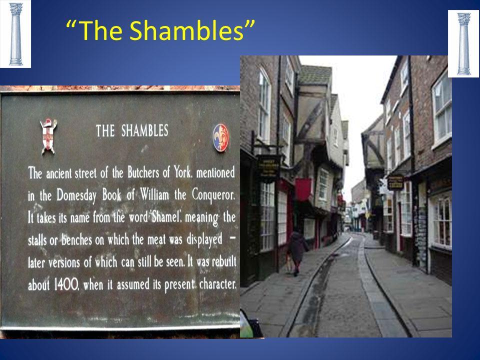 The Shambles