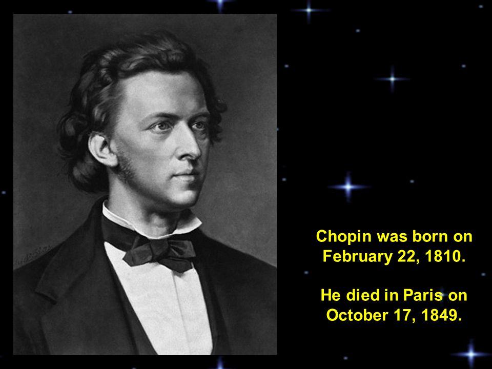Fryderyk Franciszek Chopin Nocturne Opus 9 Number 2 in Eb Major Slides change according to text.