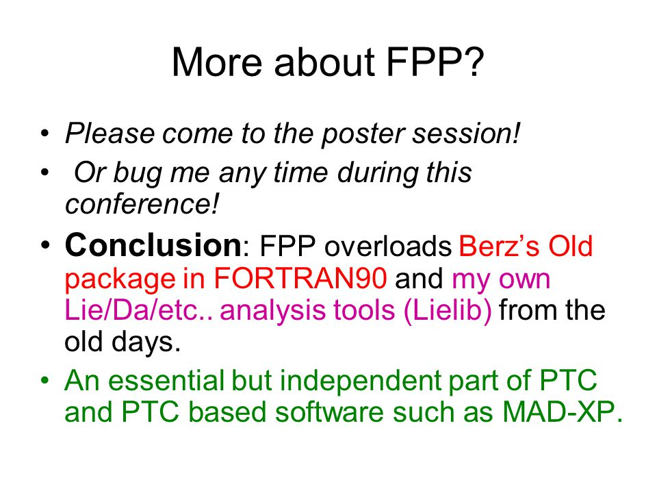 What is structurally new in PTC? What is new in PTC?