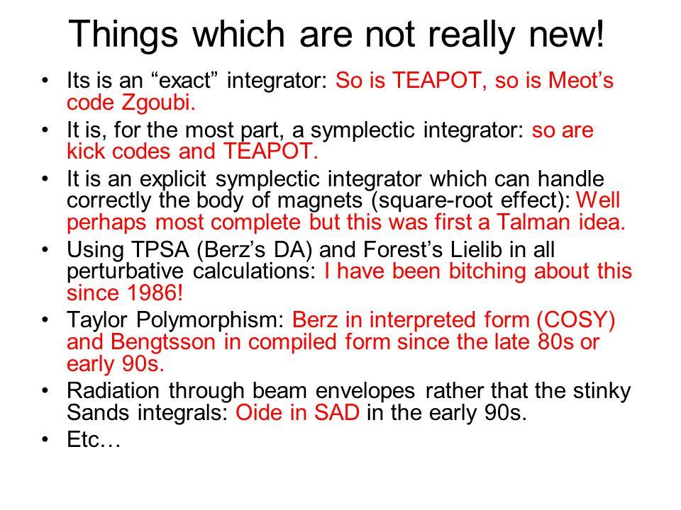 New Stuff: Motivation Real World : Newton-Lorentz Equation Primordial input Describing the global B field is what matter