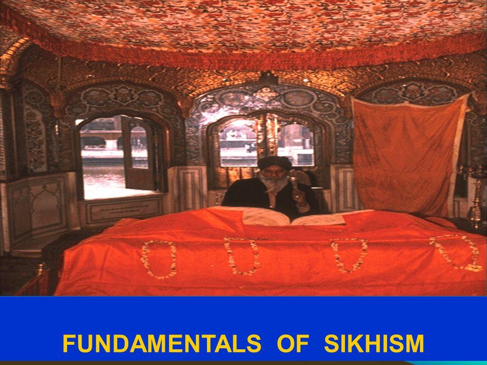 FUNDAMENTALS OF SIKHISM