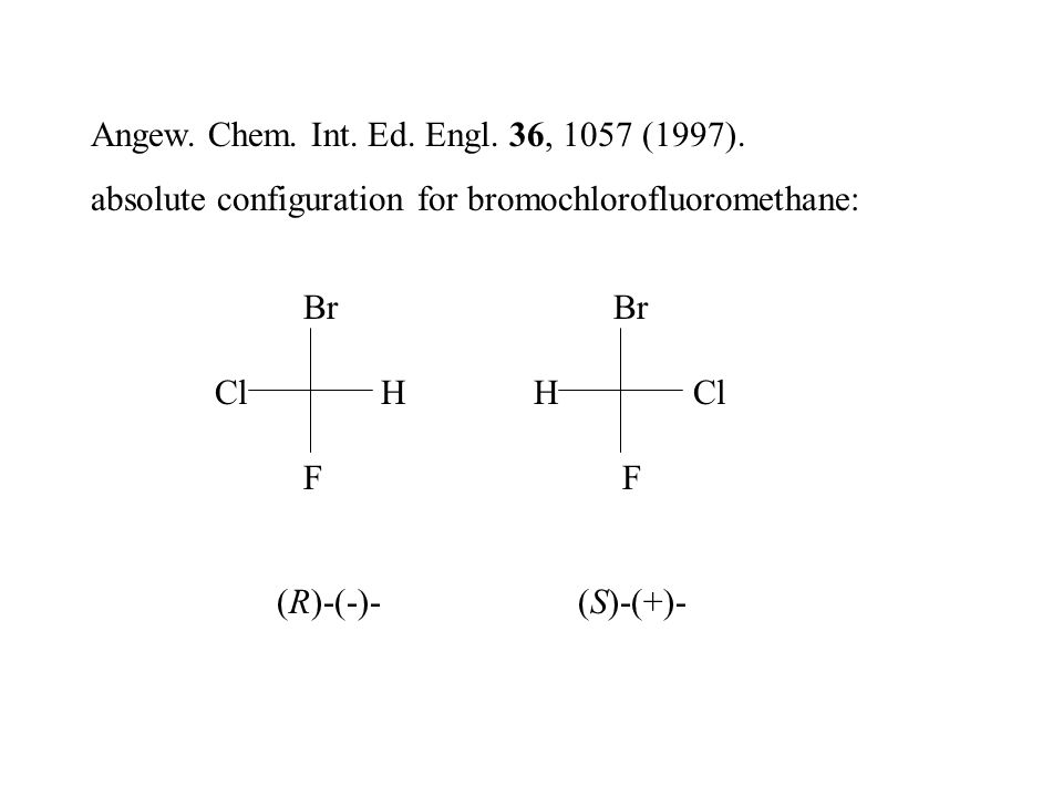 Angew. Chem. Int. Ed. Engl. 36, 1057 (1997).