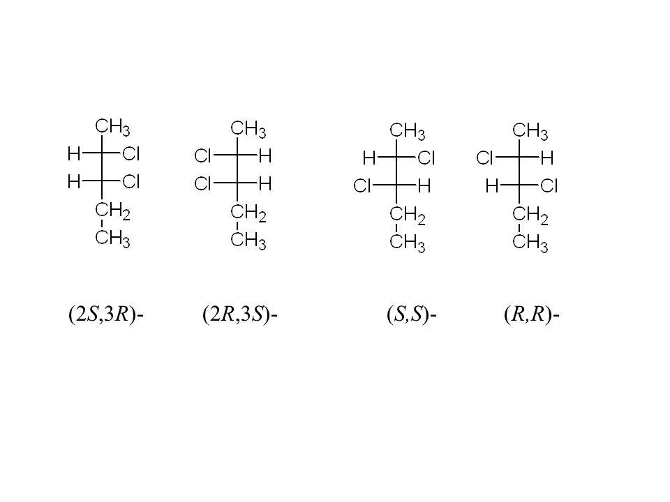 (2S,3R)-(2R,3S)- (S,S)- (R,R)-