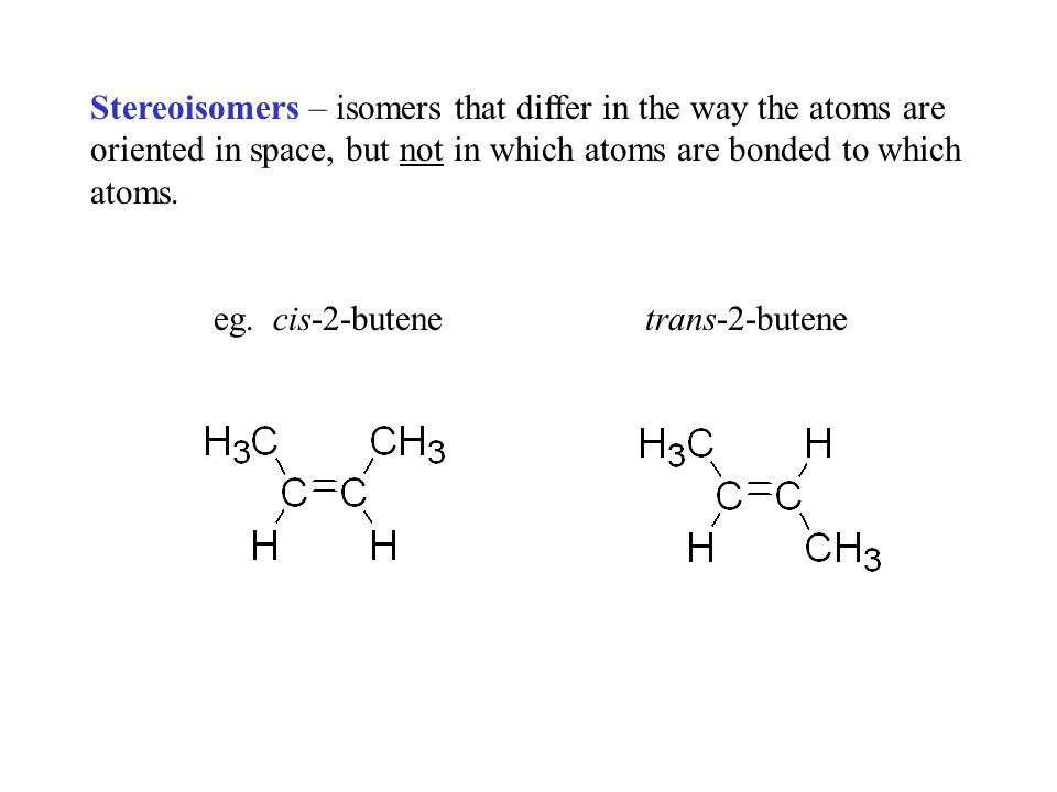 Stereochemistry: importance: biochemicals medicine tool for studying mechanisms