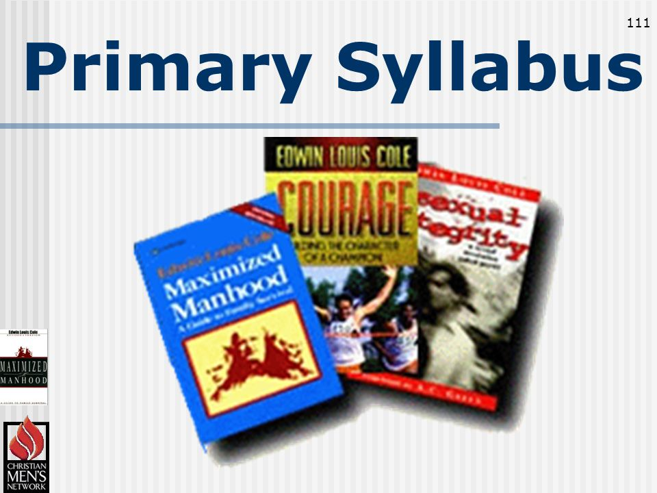 111 Primary Syllabus