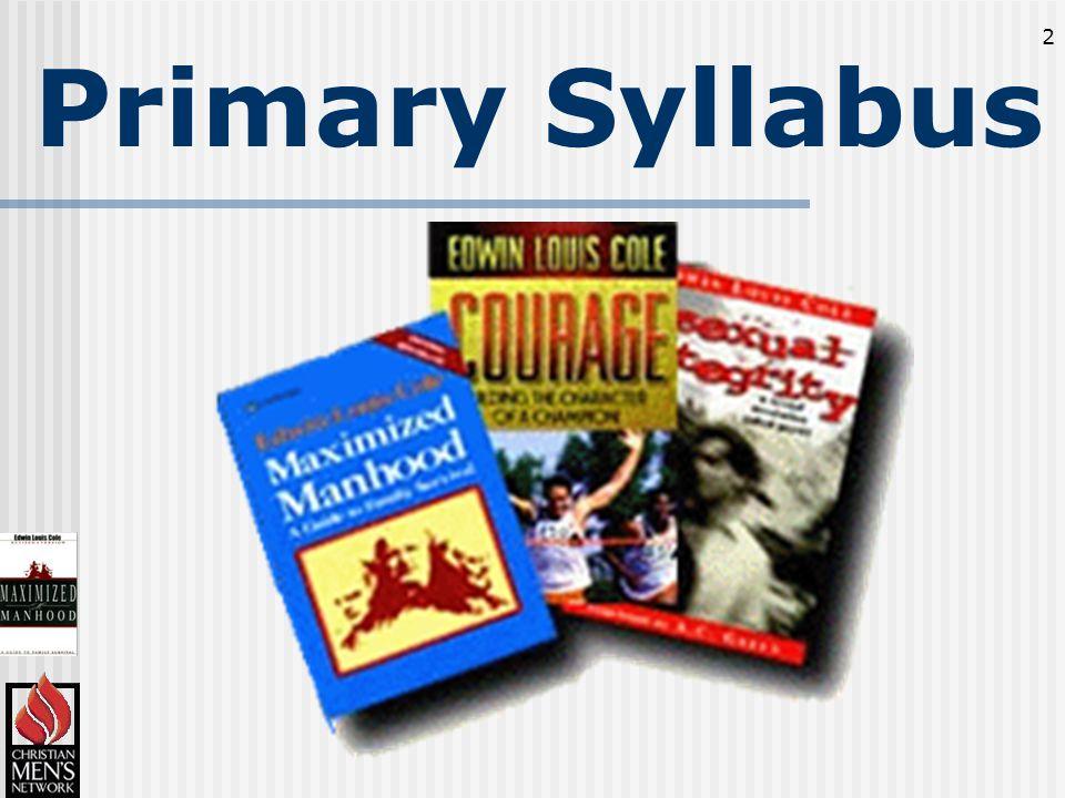 2 Primary Syllabus