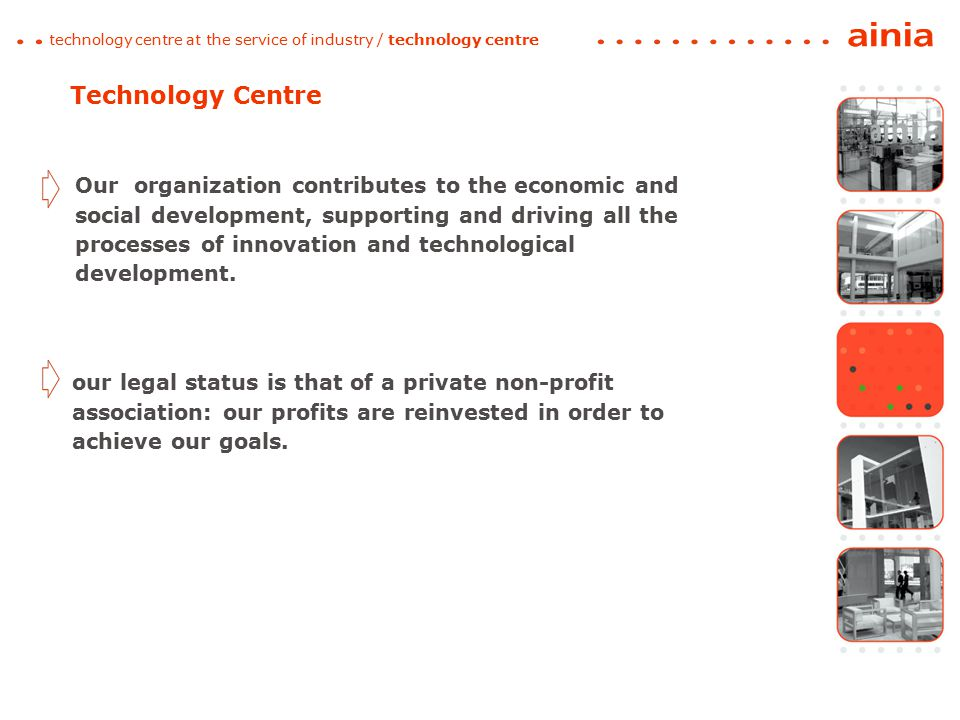 we are the technology allied for the food industry we identify and understand the real needs and expectations of our associates and clients, having them participate in the search for new ways of working together we carry out applied research and take action to provide customized solutions, according to the needs of our clients, whatever their size or activity.
