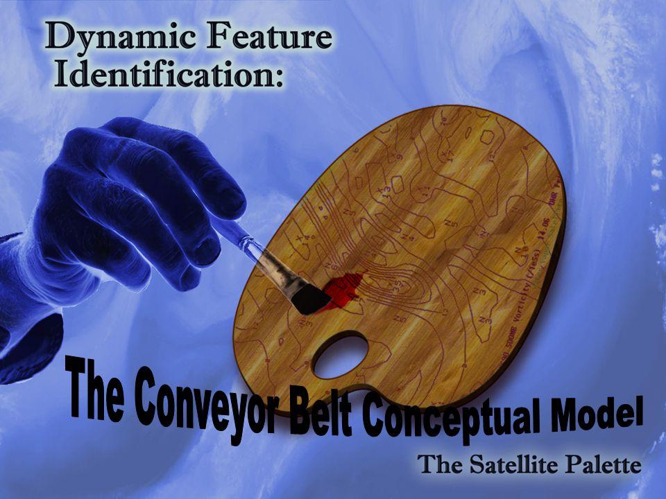 Radar Palet e Home Conveyor Belt CM Analysis & Diagnosis 12 The Conveyor Belt Conceptual Model and Frontal Characteristics – Anabatic - Katabatic