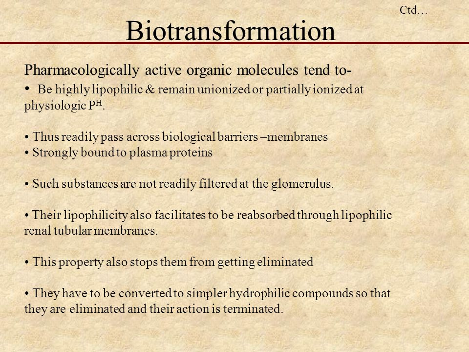 Biotransformation can also result in bioactivation, which involves the production of reactive metabolites that are more toxic, mutagenic, or carcinogenic than their parent compound(s).