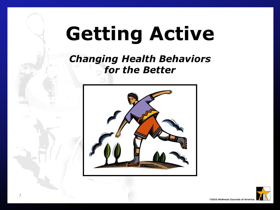 2 What You'll Learn Why physical activity is important.