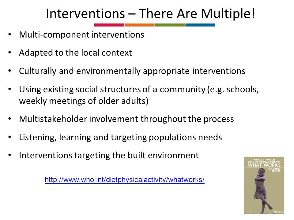 Interventions – There Are Multiple.