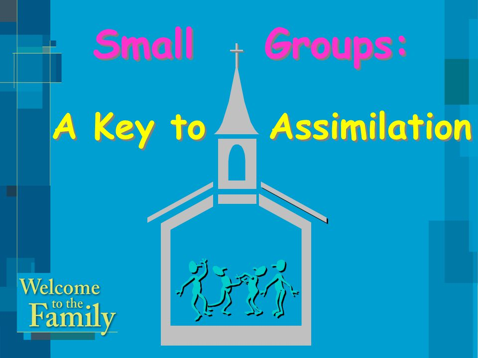What is a small group ? A) Size of less than 25 people
