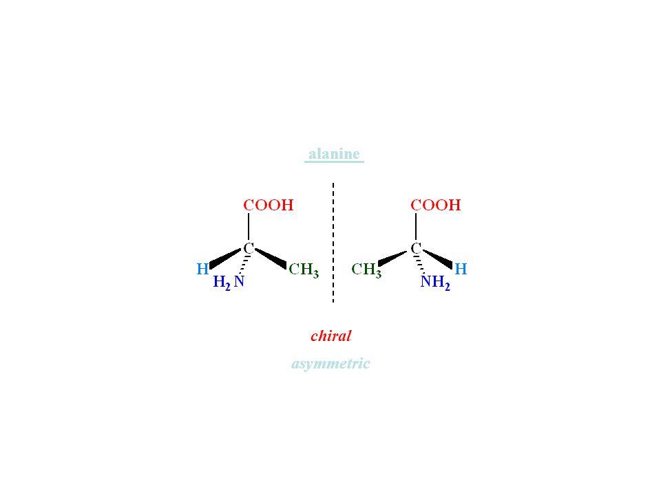 chiral asymmetric alanine