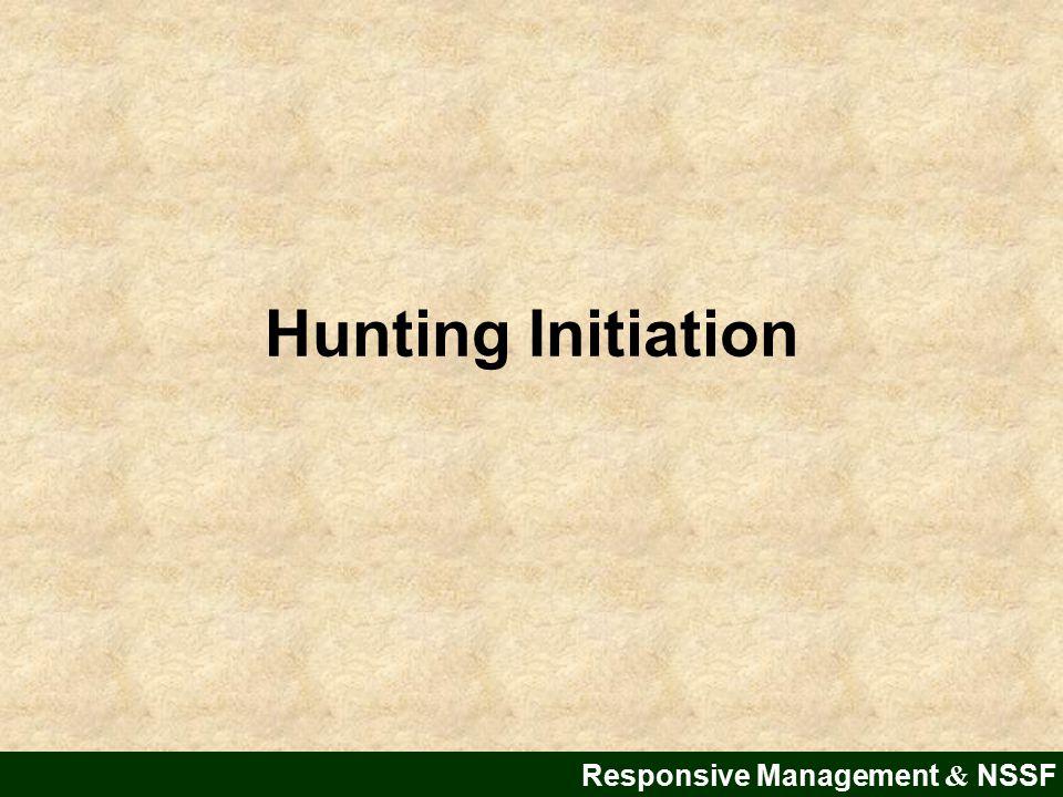 Hunting Initiation