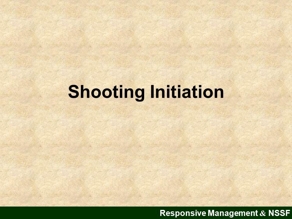 Shooting Initiation