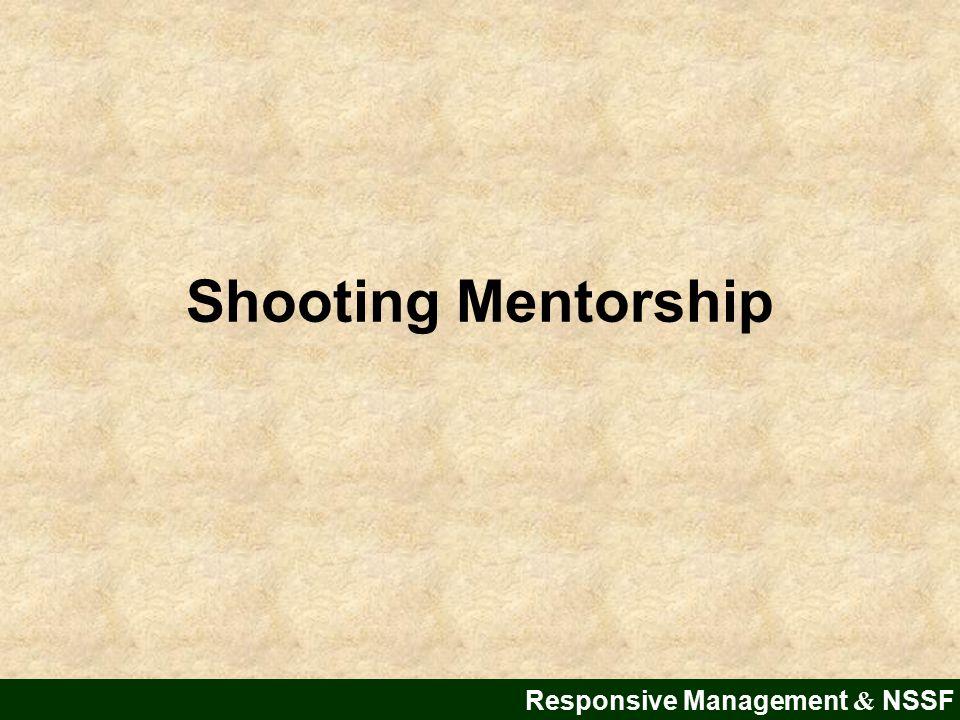 Shooting Mentorship