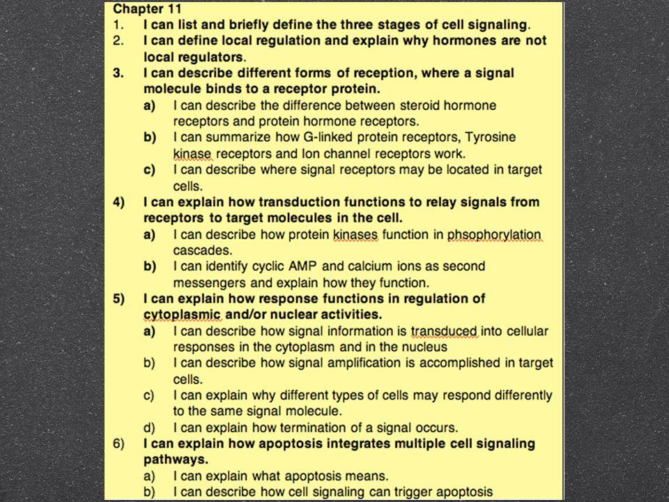 Cellular Response
