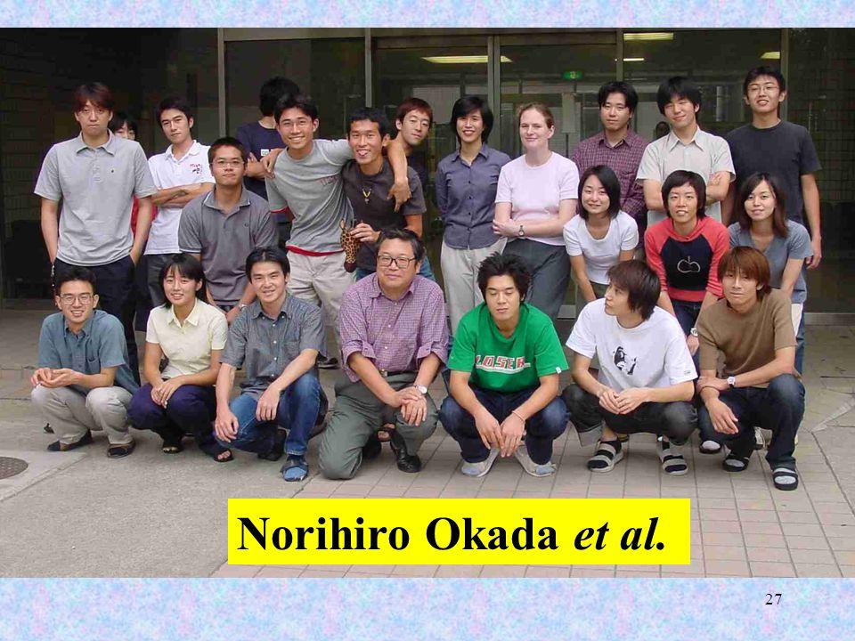 27 Norihiro Okada et al.