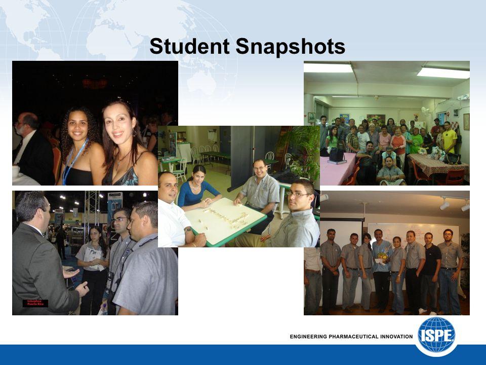 Student Snapshots