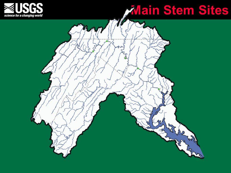 Main Stem Sites