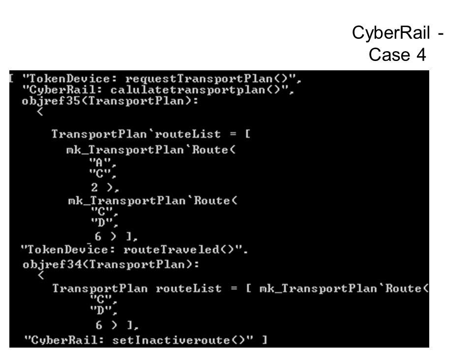 CyberRail - Case 4