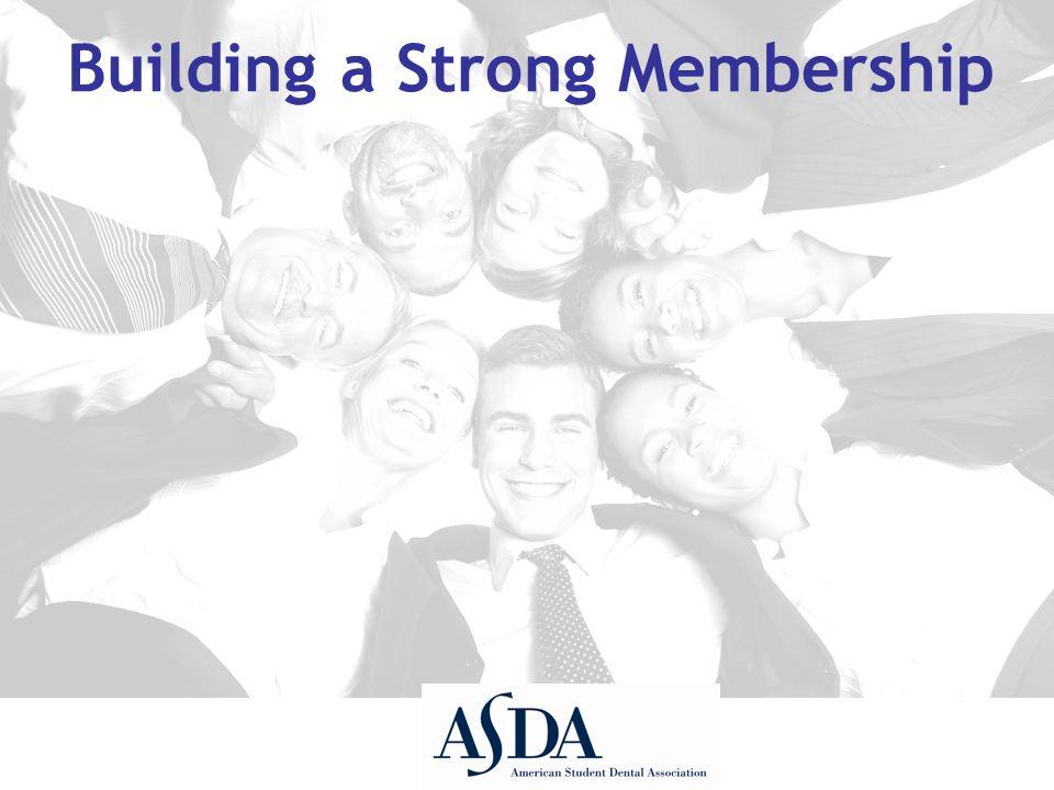Building a Strong Membership