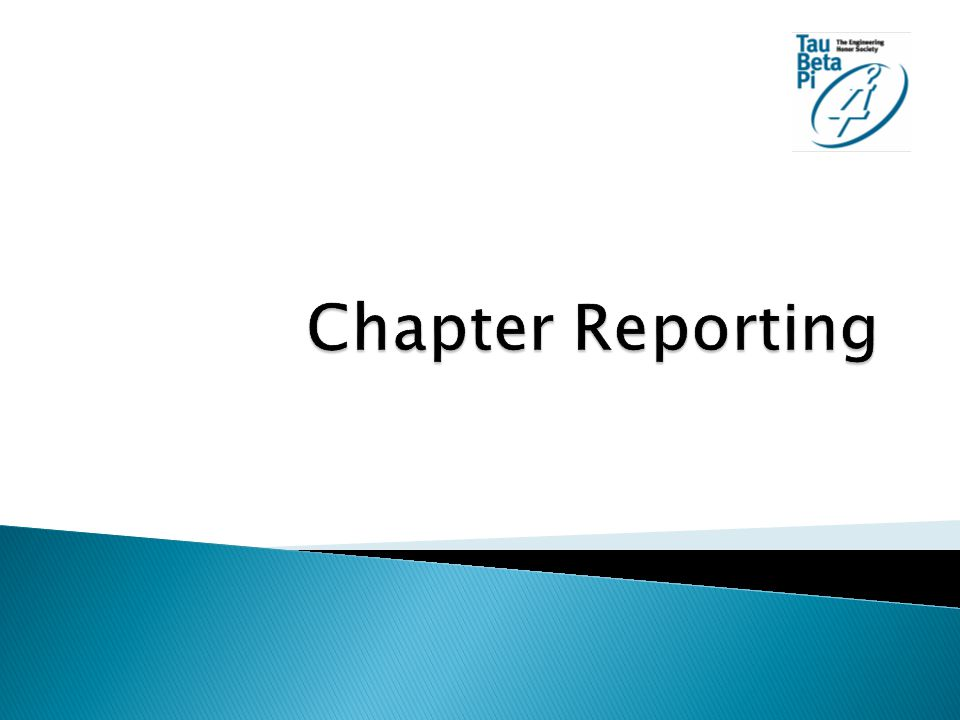 Convention Reporting during the Summer