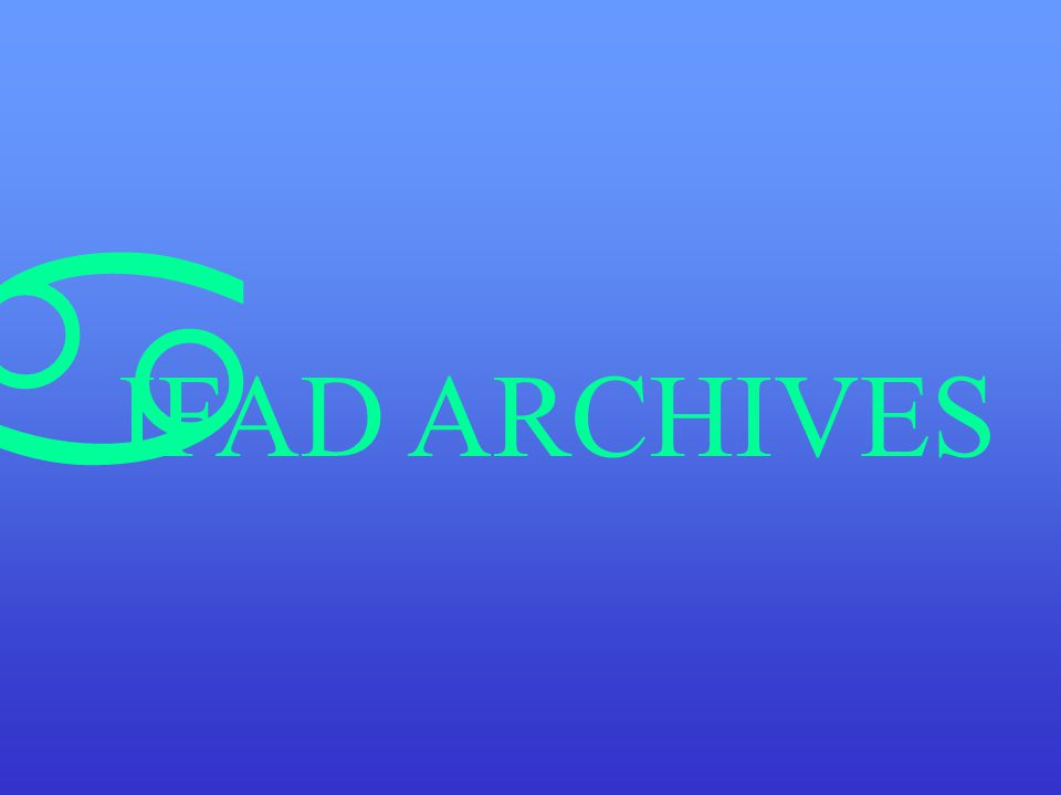 a IFAD ARCHIVES