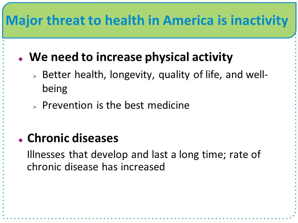 Health and Fitness Benefits