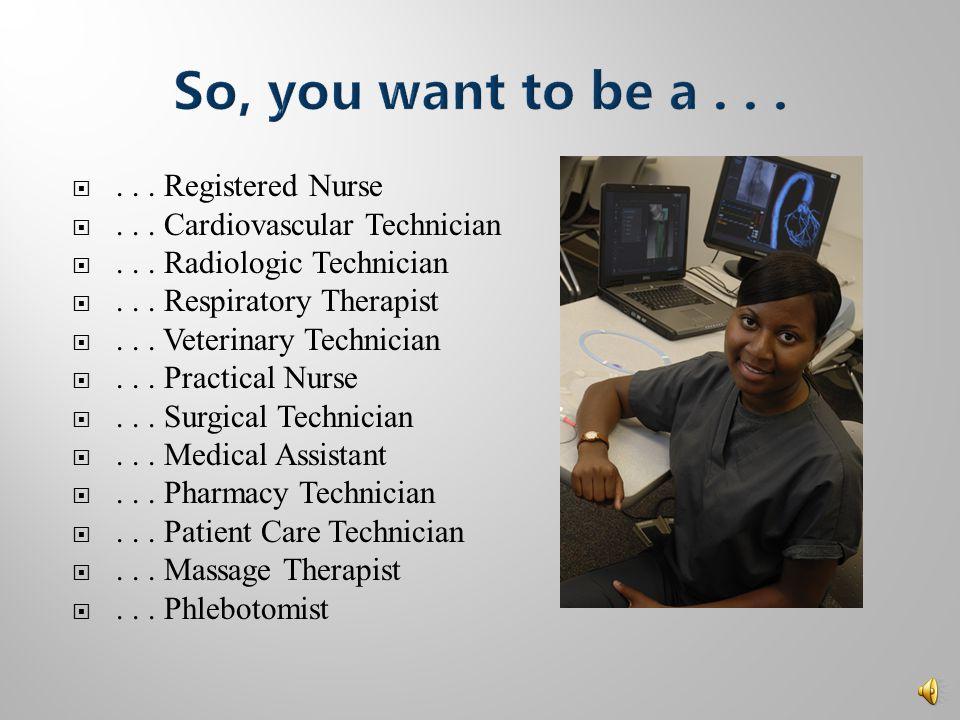 ...Registered Nurse ... Cardiovascular Technician ...