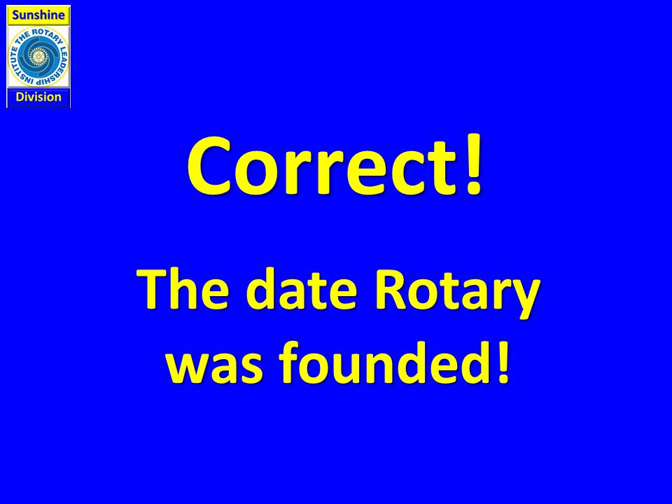 $$$$100,000,000.00 a Year Business 555501 (c) (3) Foundation IIIIndependent of Rotary International