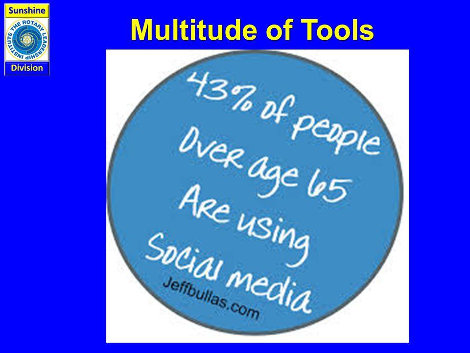 Multitude of Tools